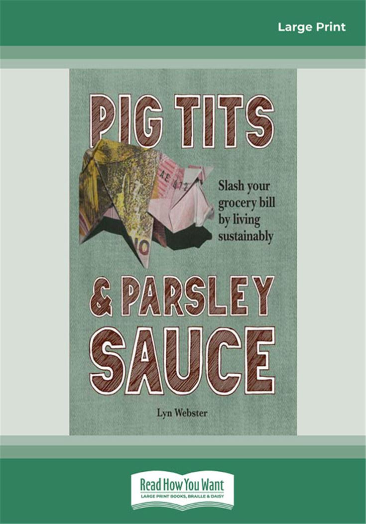 Pig Tits and Parsley Sauce