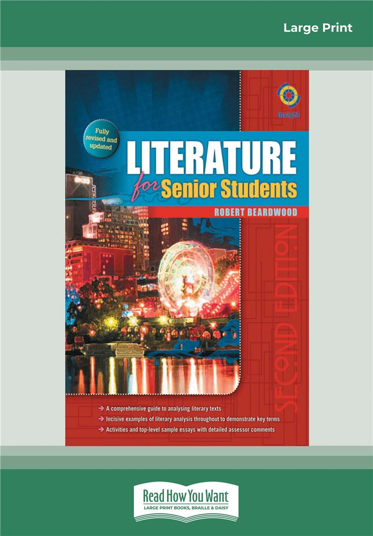 Literature for Senior Students (2nd Edition)