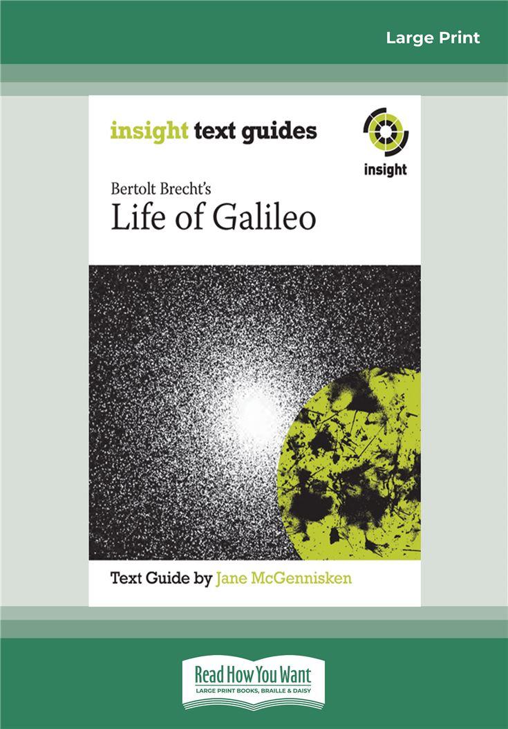 Bertolt Brecht's Life of Galileo (2nd Edition)