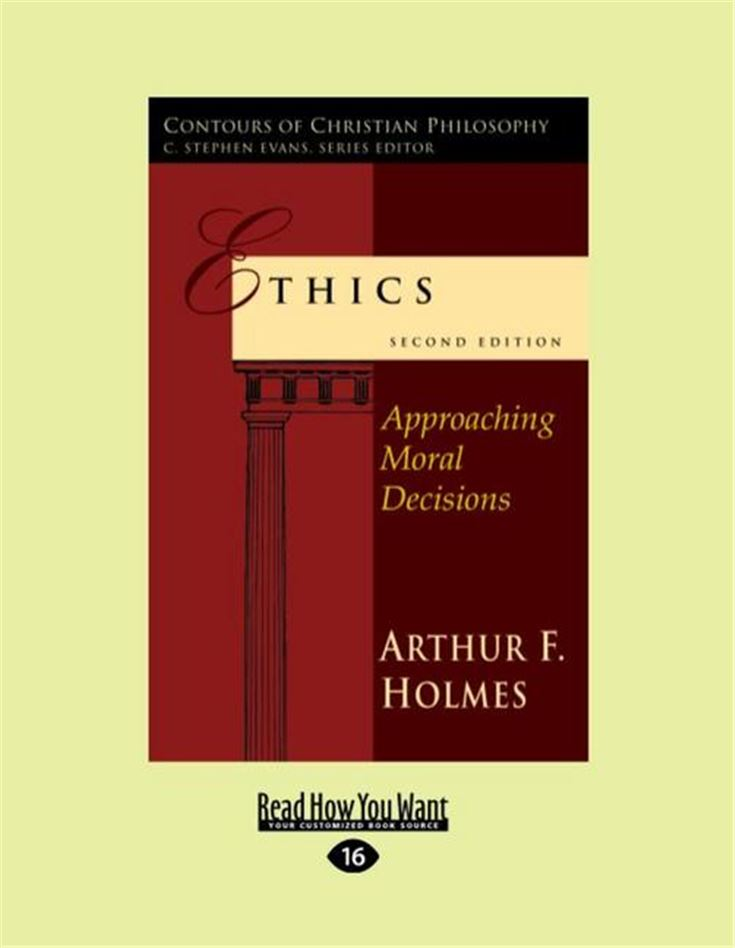 Ethics (2nd ed.)