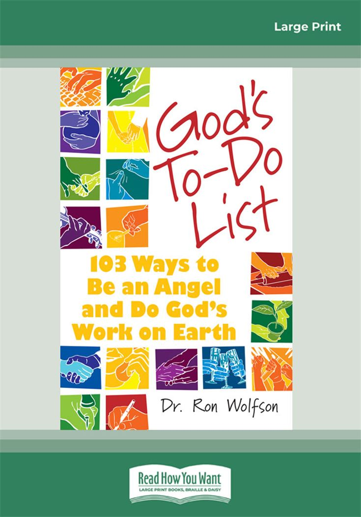 God's To-Do List