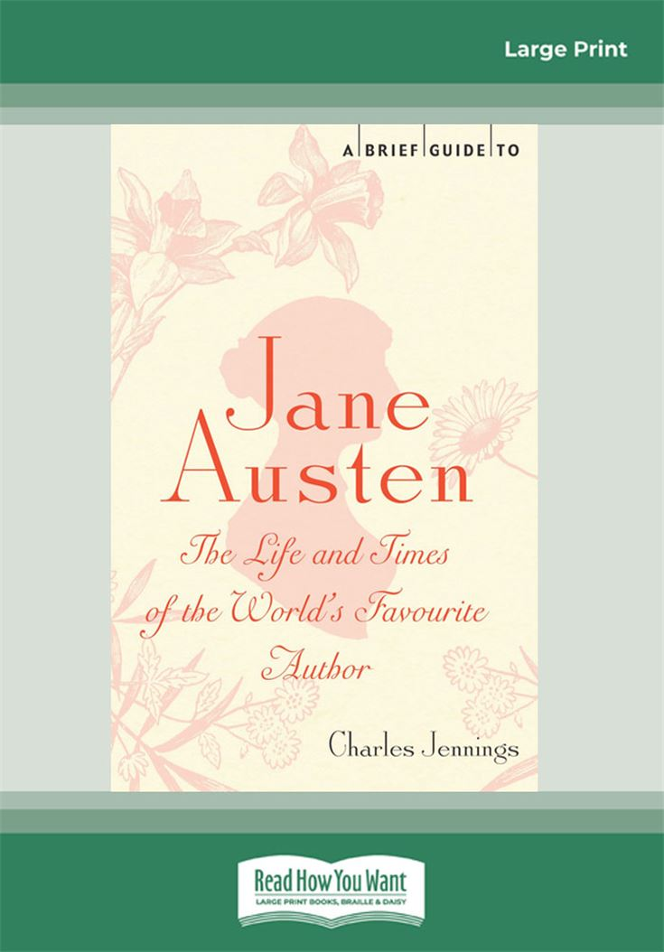 A Brief Guide to Jane Austen