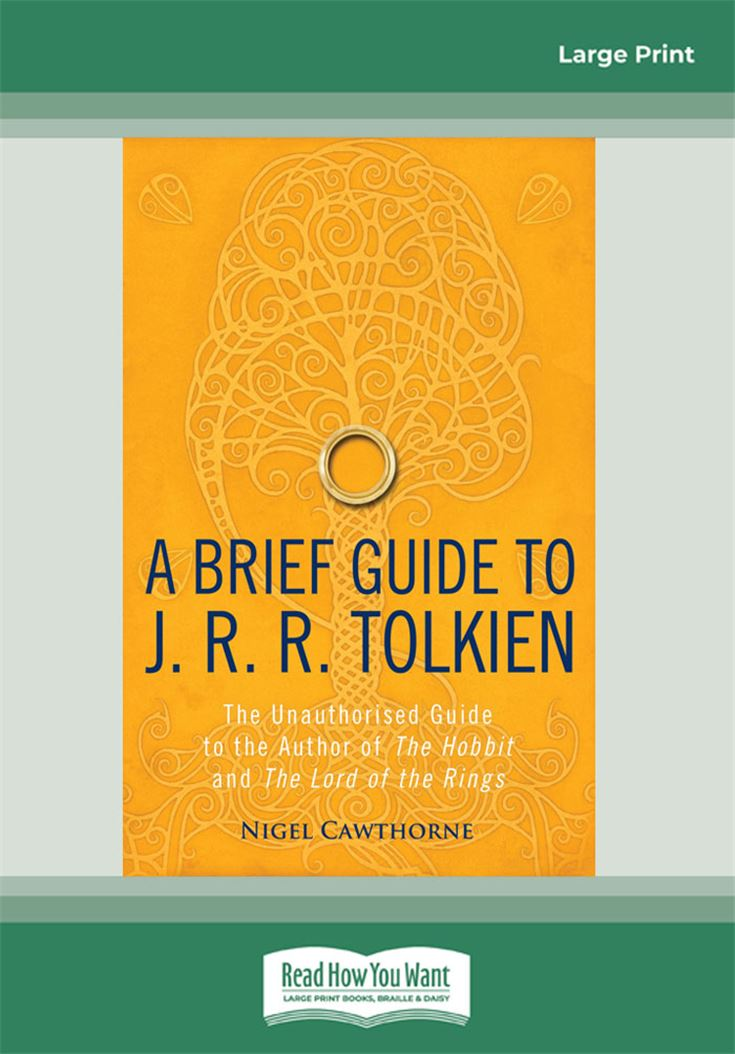 A Brief Guide to J.R.R. Tolkien