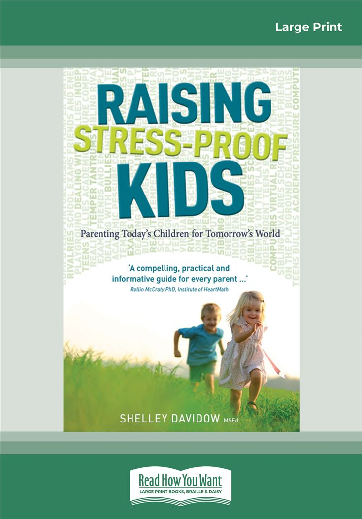 Raising Stress-Proof Kids