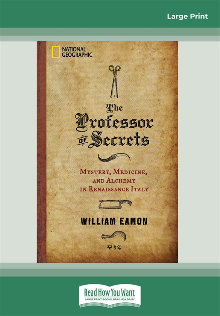 The Professor of Secrets