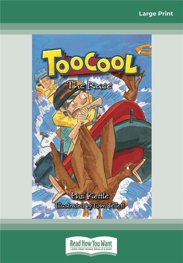 Toocool: The Race