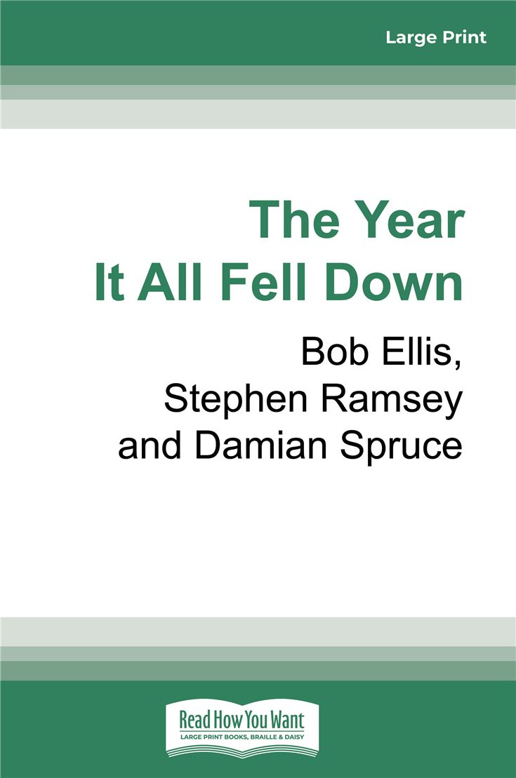 The Year It All Fell Down