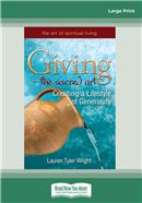 Giving—The Sacred Art