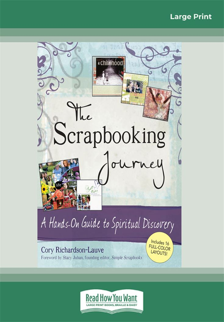 The Scrapbooking Journey