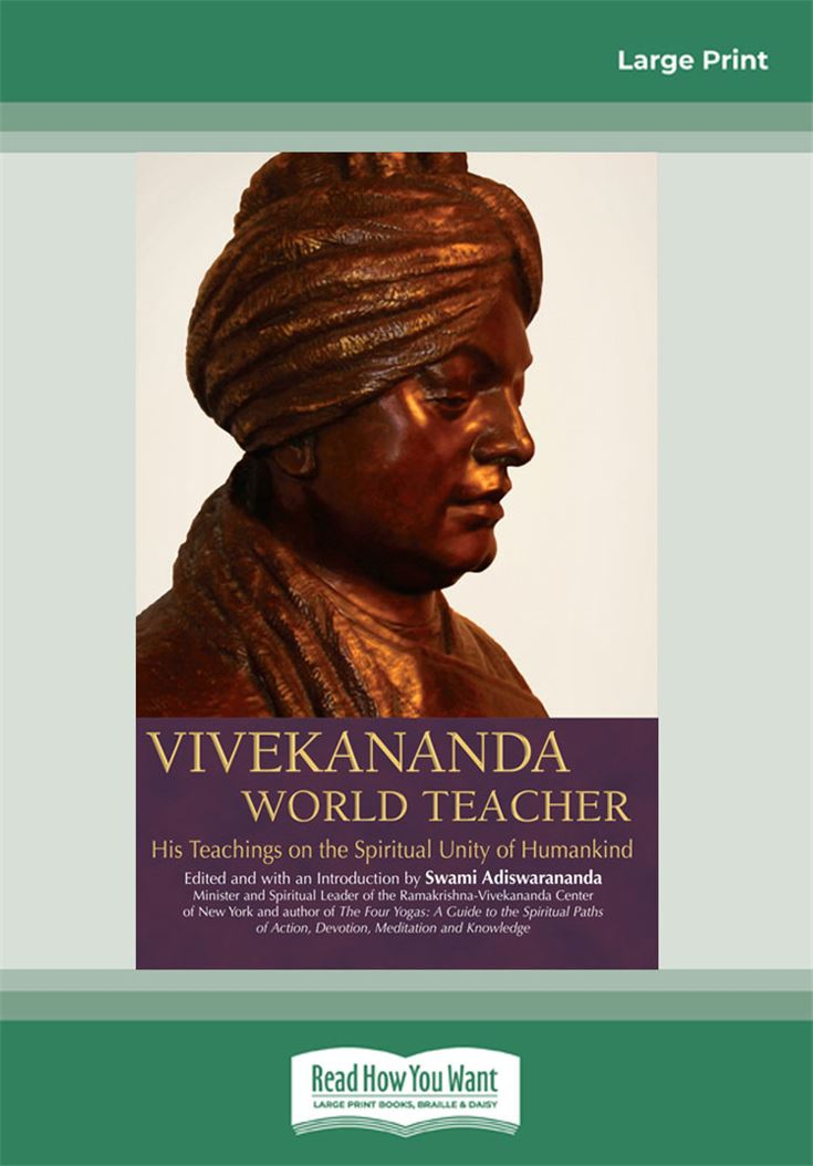 Vivekananda, World Teacher