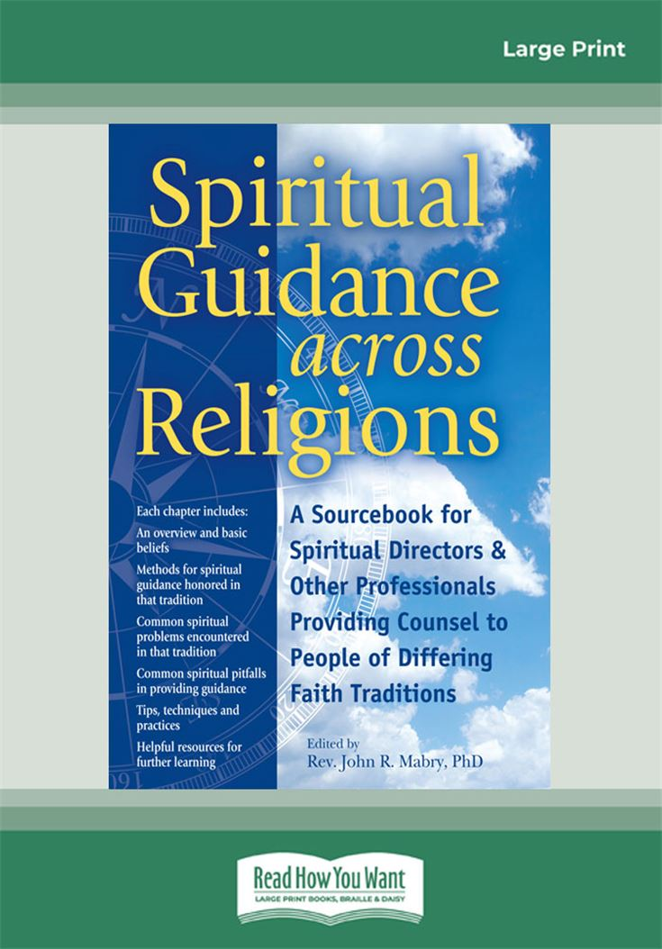 Spiritual Guidance across Religions