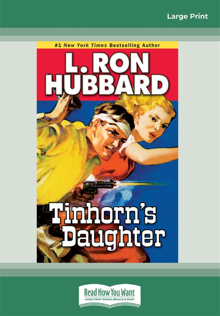 Tinhorn's Daughter