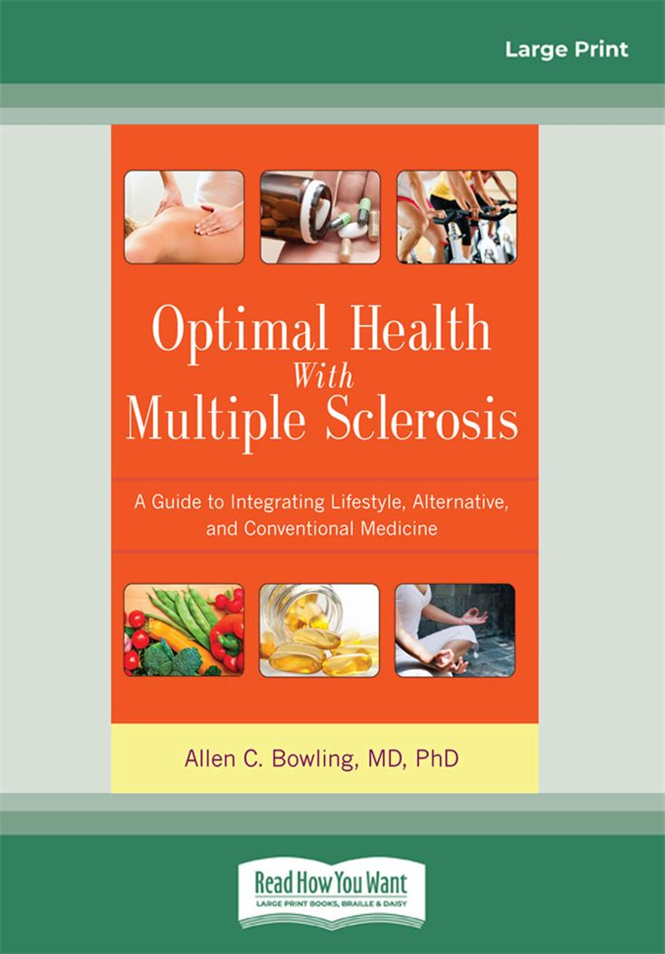 Optimal Health With Multiple Sclerosis