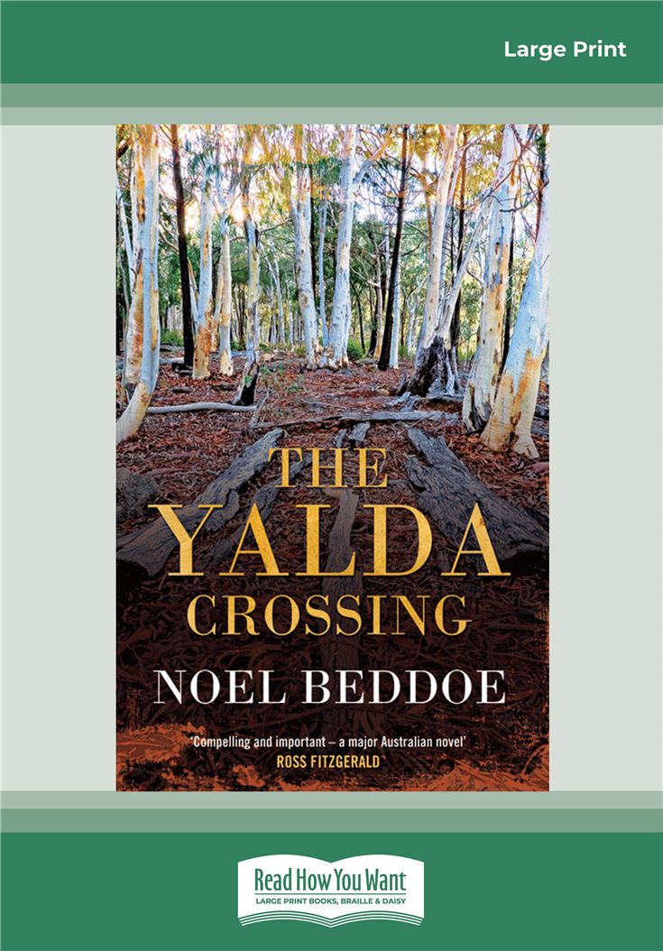 The Yalda Crossing