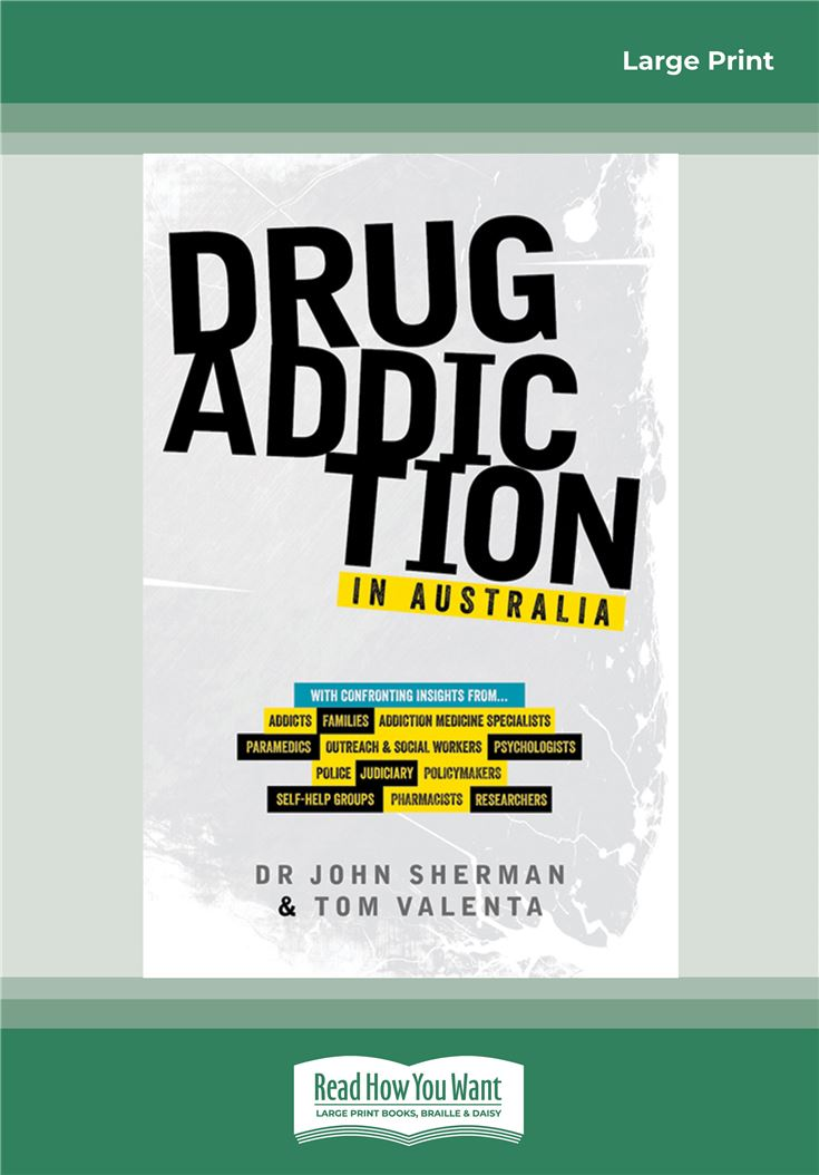 Drug Addiction in Australia