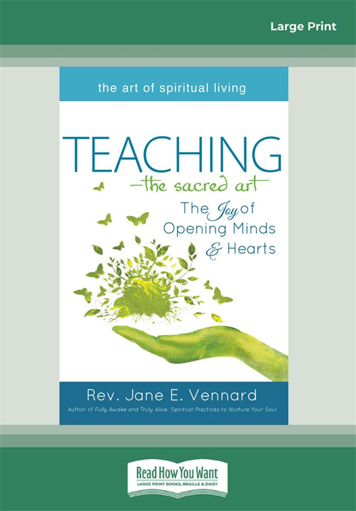 Teaching—The Sacred Art