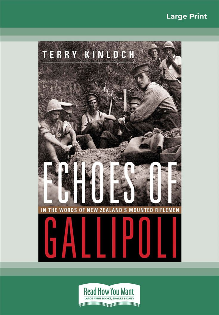 Echoes of Gallipoli