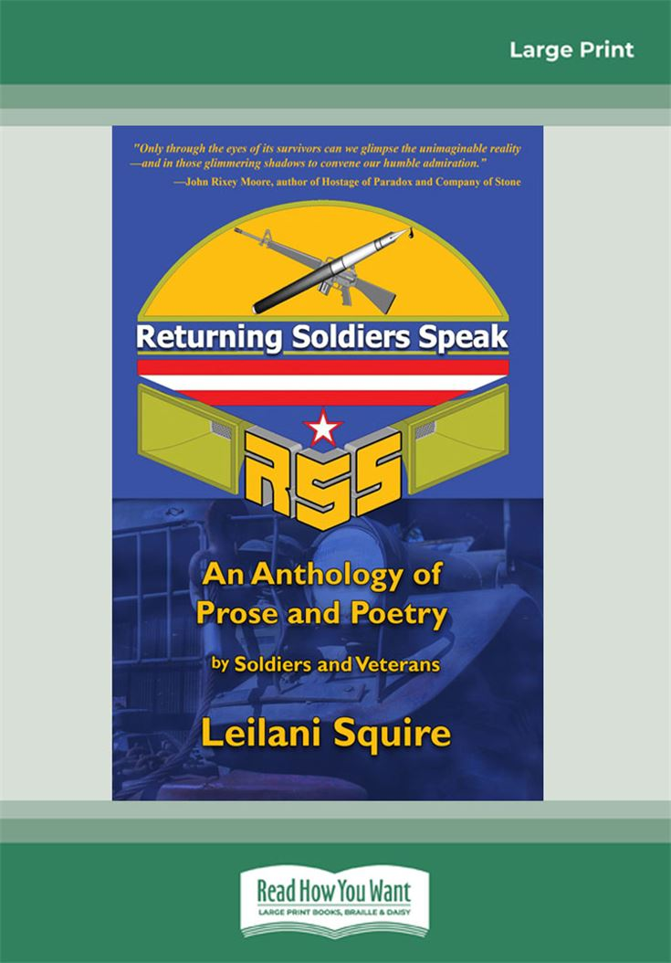 Returning Soldiers Speak