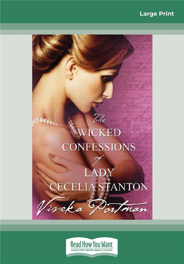 The Wicked Confessions of Lady Cecelia Stanton