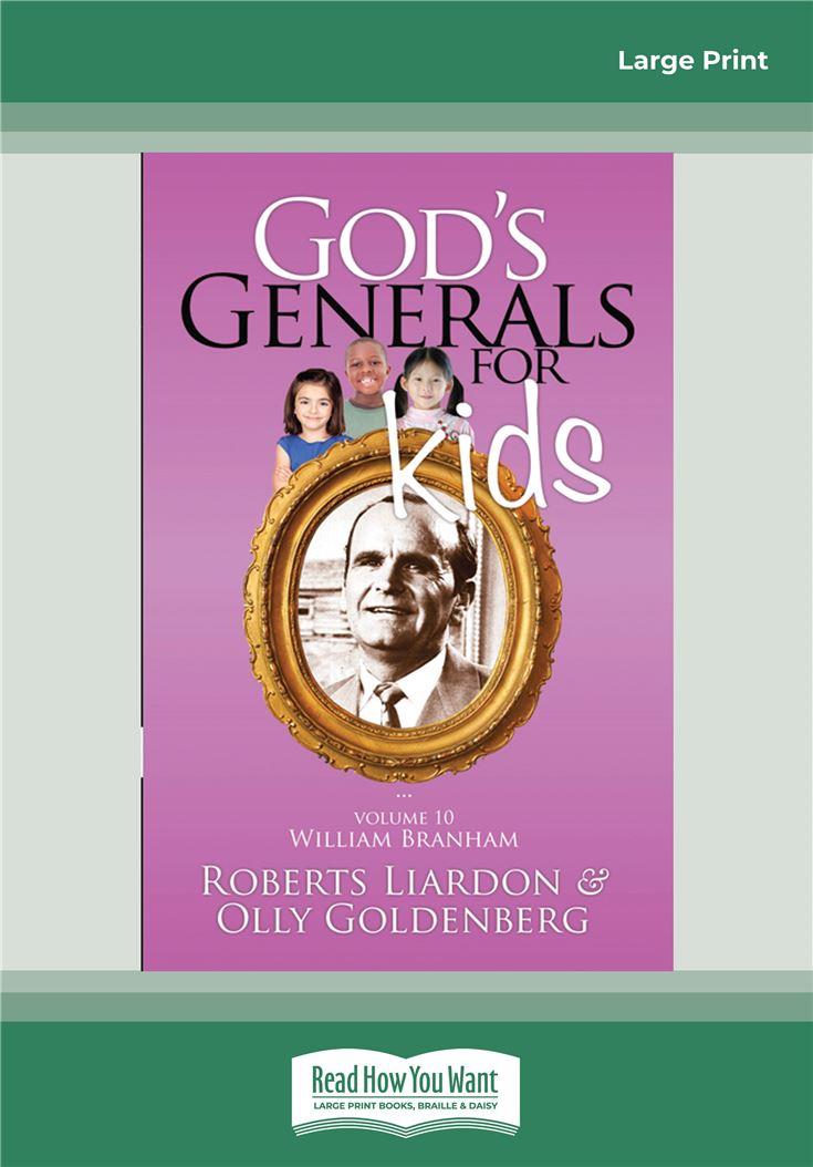 God's Generals for Kids/William Branham