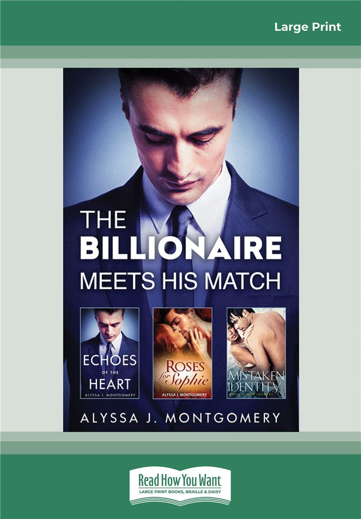 The Billionaire Meets His Match