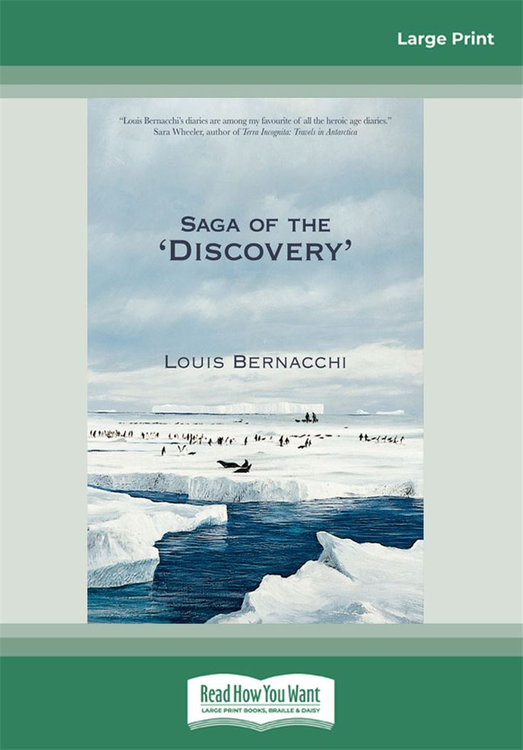 The Saga of the ''Discovery''