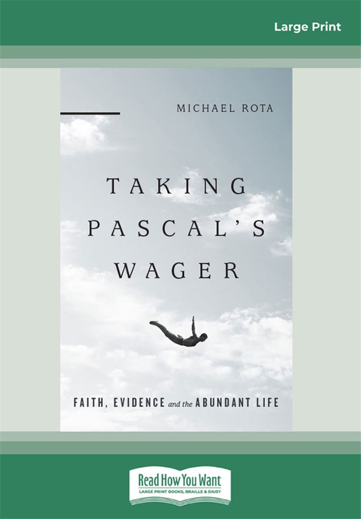 Taking Pascal's Wager