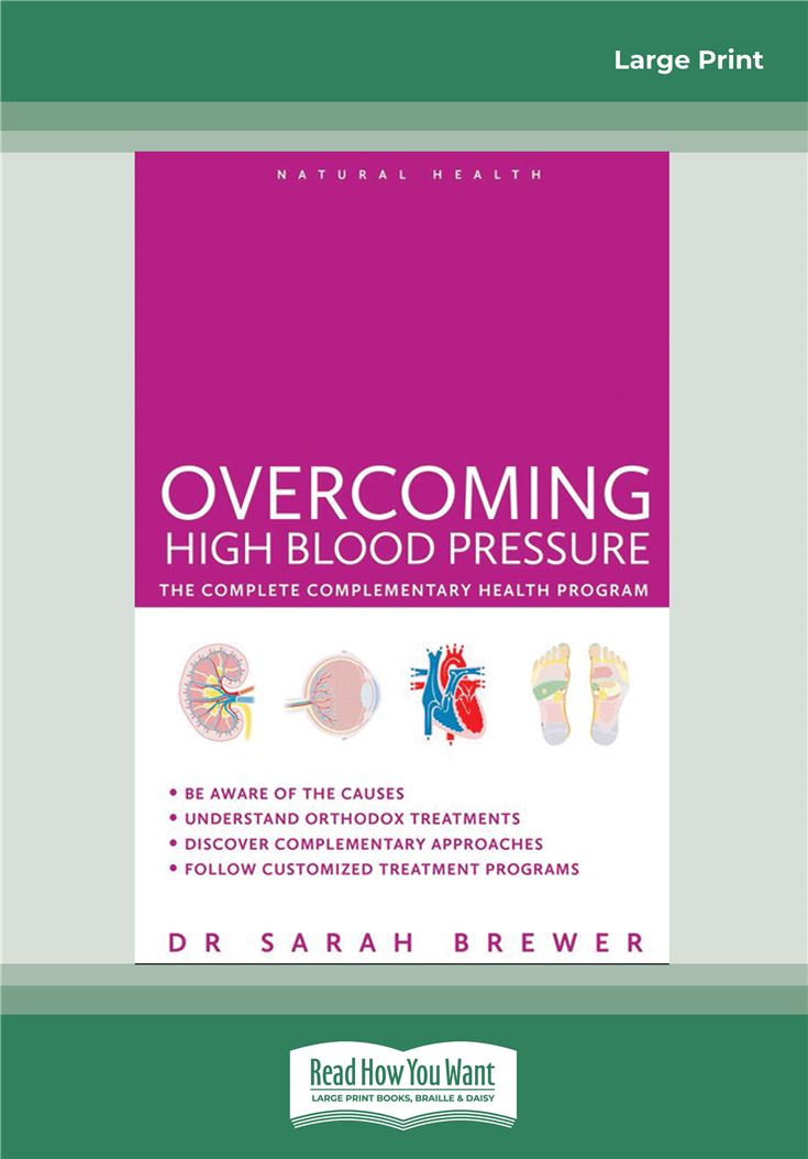 Overcoming High Blood Pressure