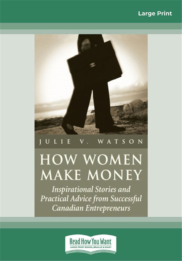 How Women Make Money
