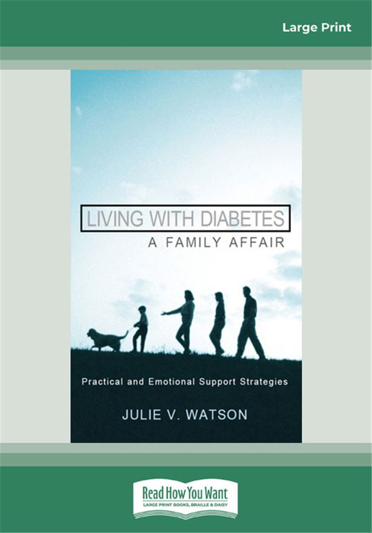 Living with Diabetes, A Family Affair