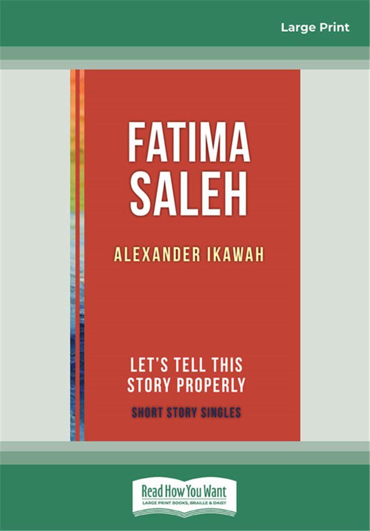Fatima Saleh