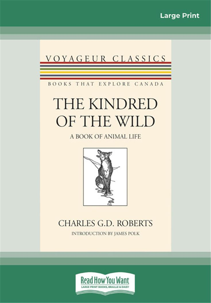 The Kindred of the Wild