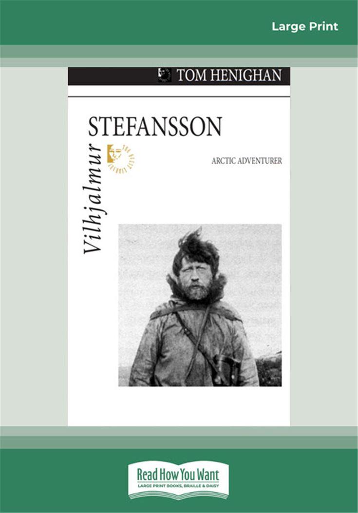 Vilhjalmur Stefansson