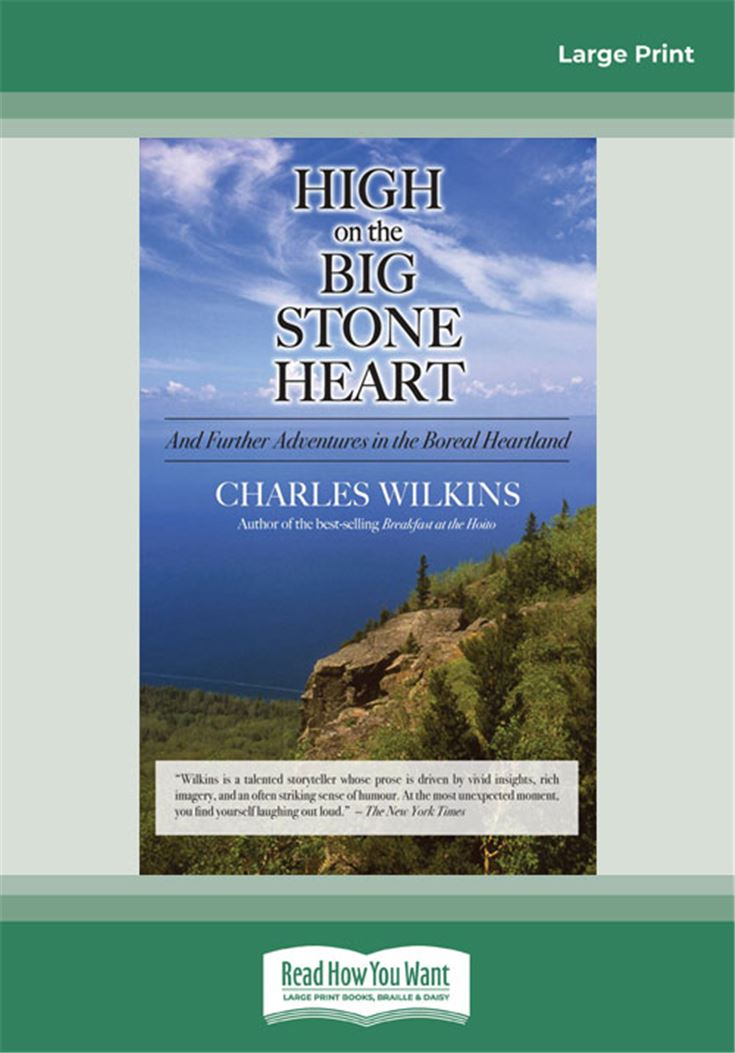 High on the Big Stone Heart