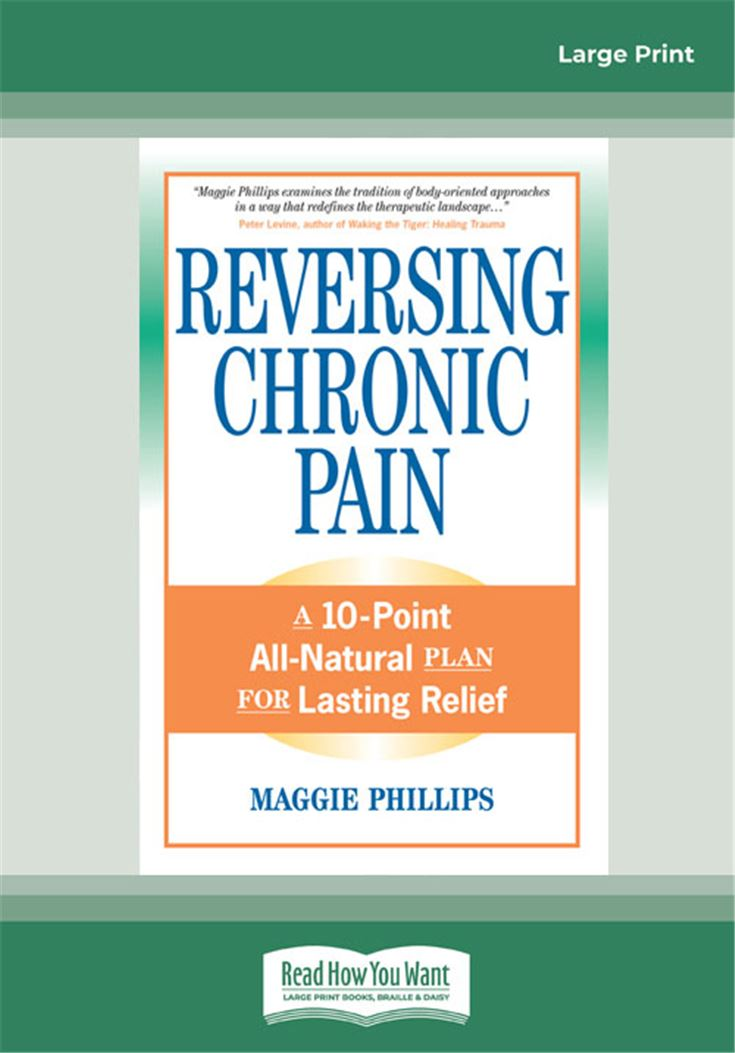 Reversing Chronic Pain