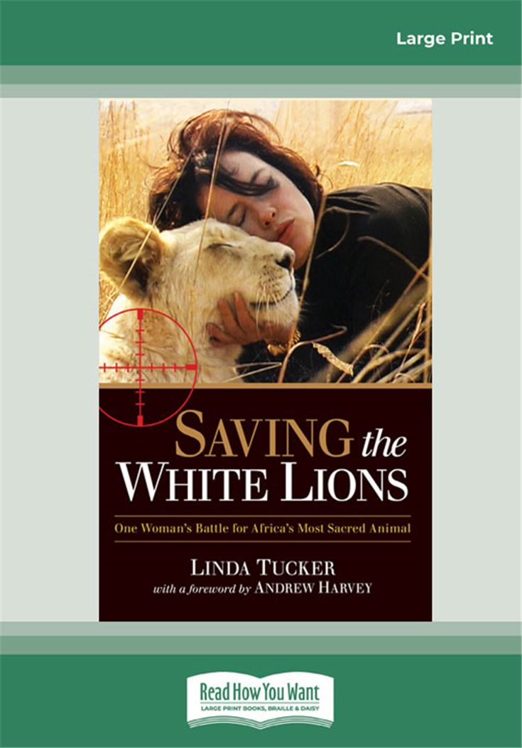 Saving the White Lions