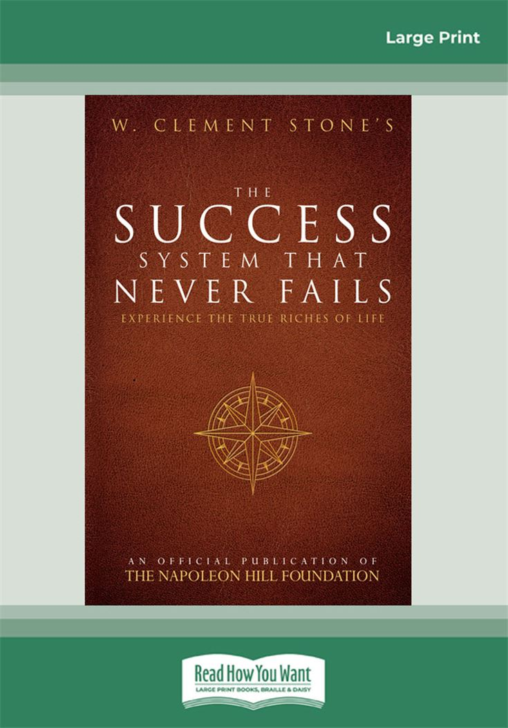 The Success System That Never Fails