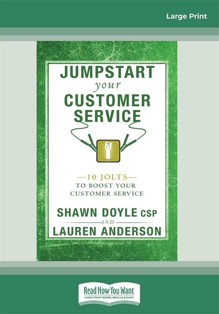 Jumpstart Your Customer Service
