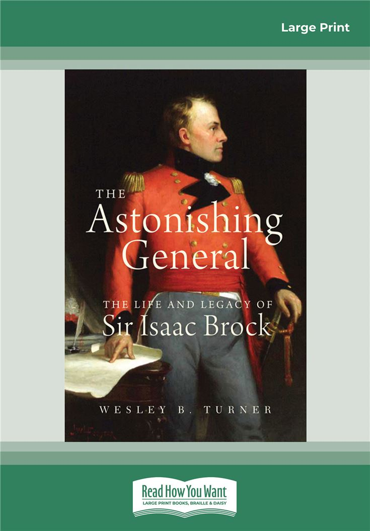 The Astonishing General