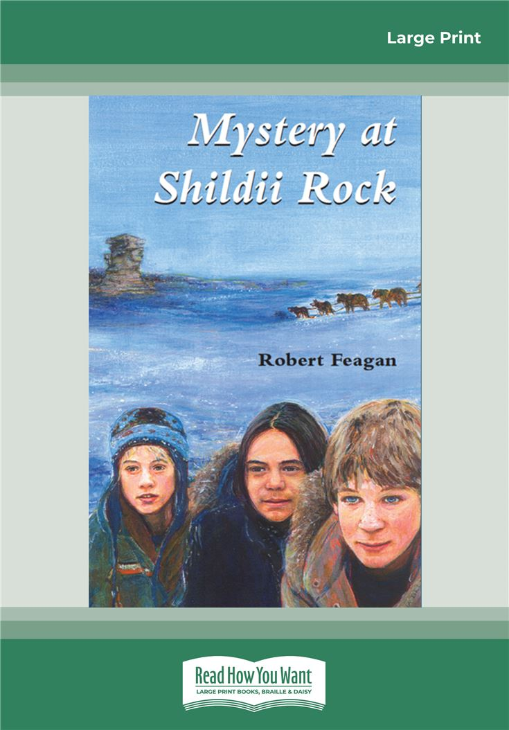 Mystery at Shildii Rock