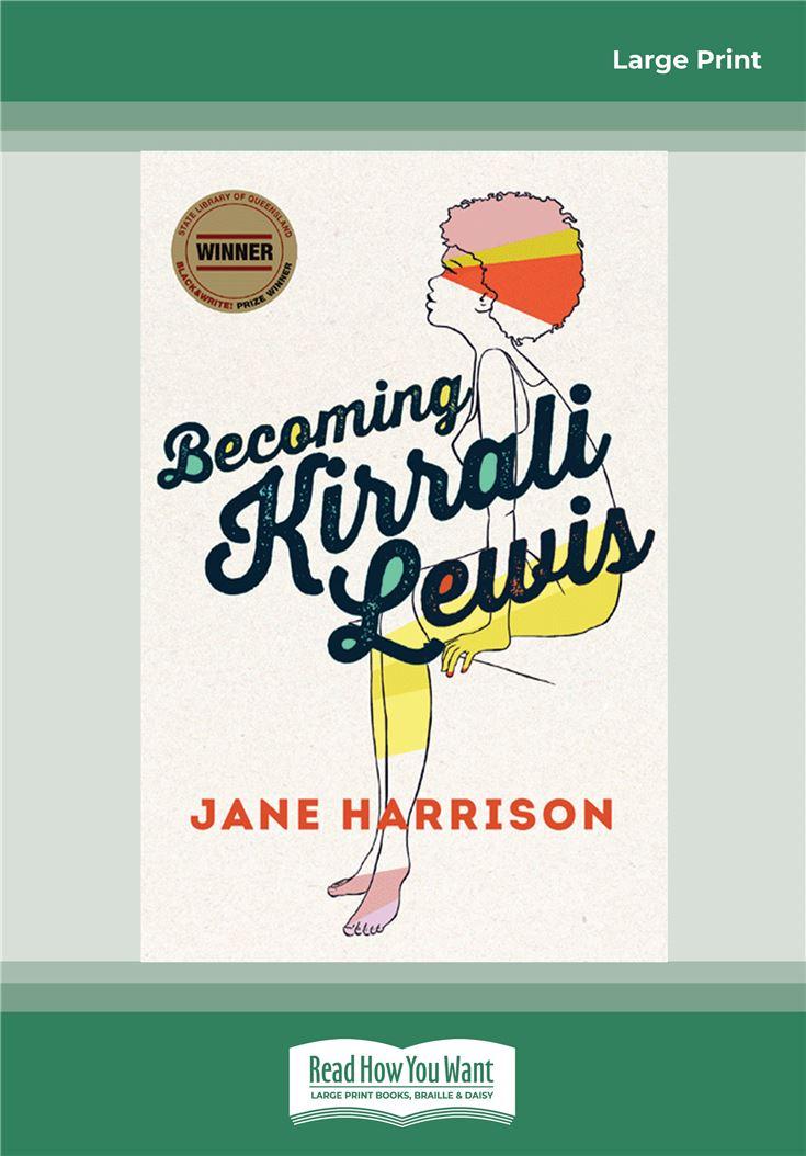 Becoming Kirrali Lewis