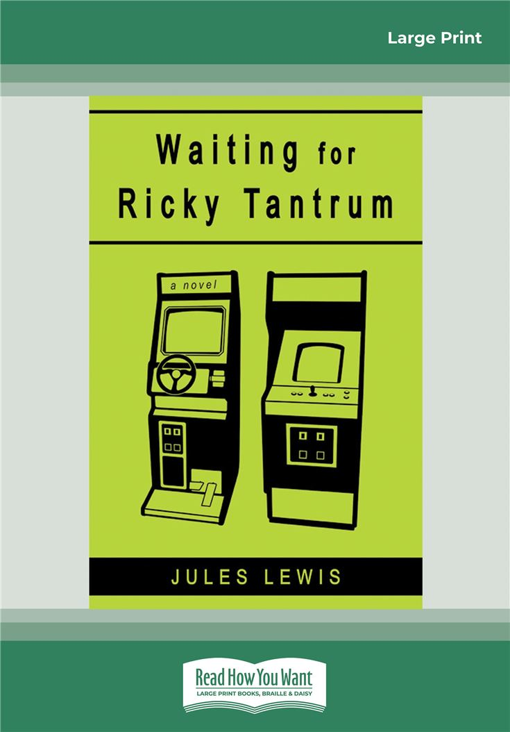 Waiting for Ricky Tantrum