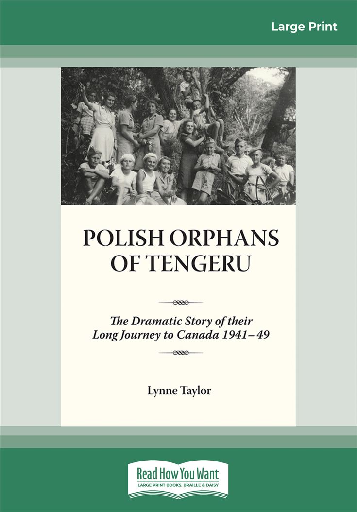 Polish Orphans of Tengeru