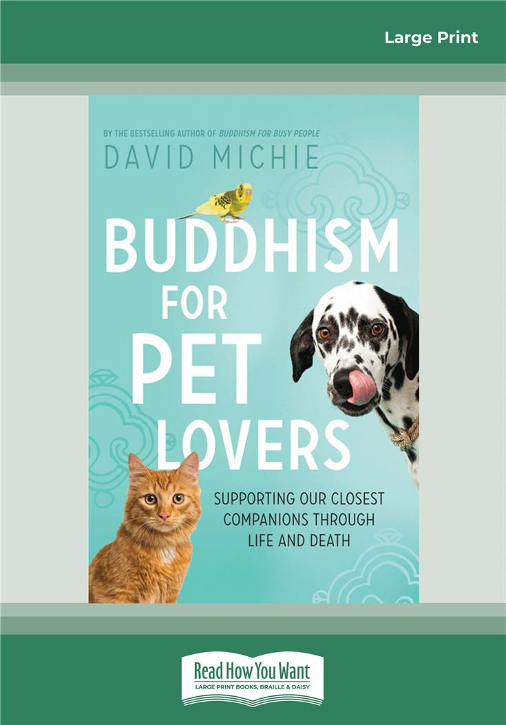 Buddhism for Pet Lovers
