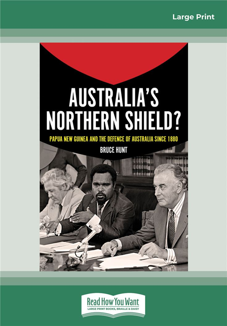 Australia's Northern Shield?