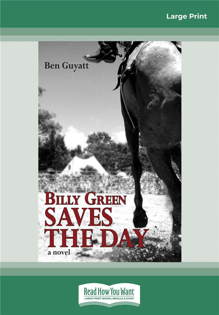 Billy Green Saves the Day
