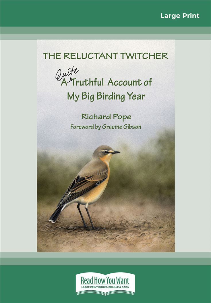 The Reluctant Twitcher