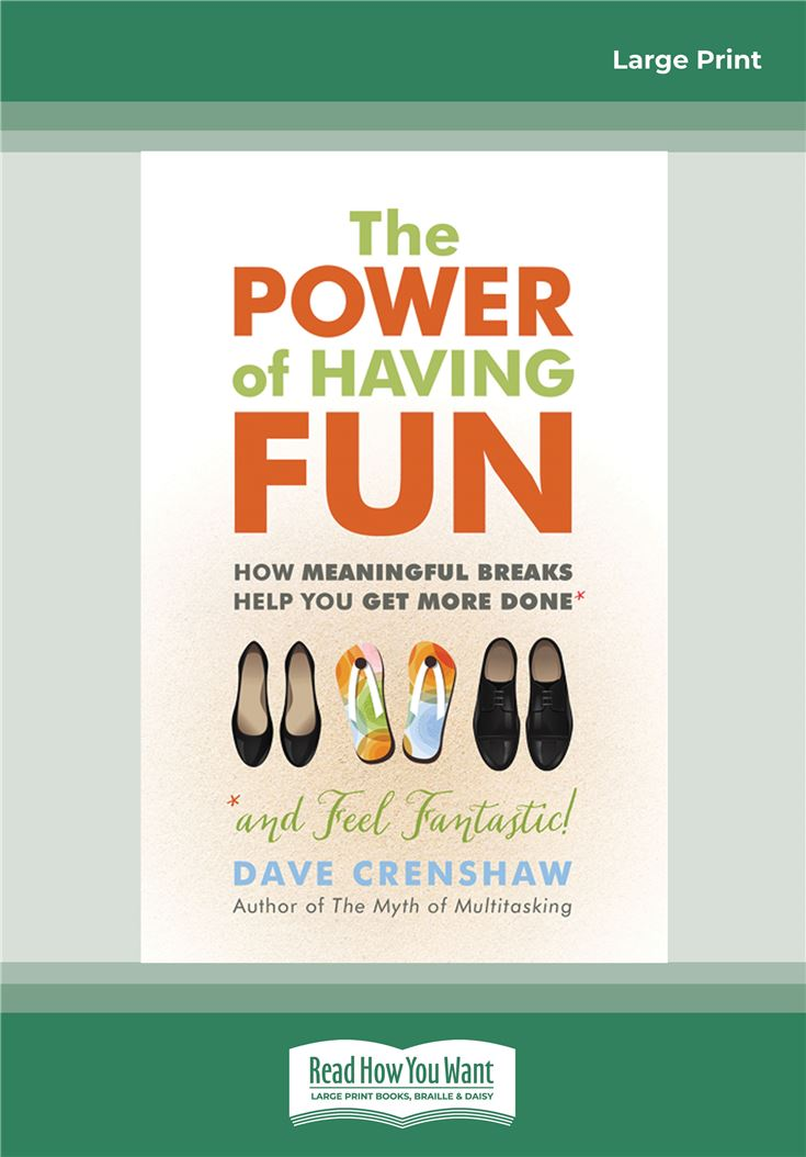 The Power of Having Fun