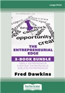 The Entrepreneurial Edge 3-Book Bundle