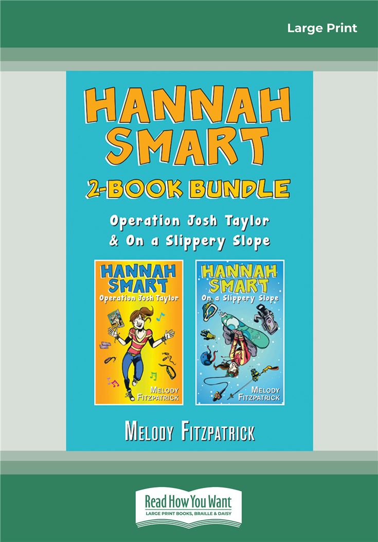 Hannah Smart 2-Book Bundle